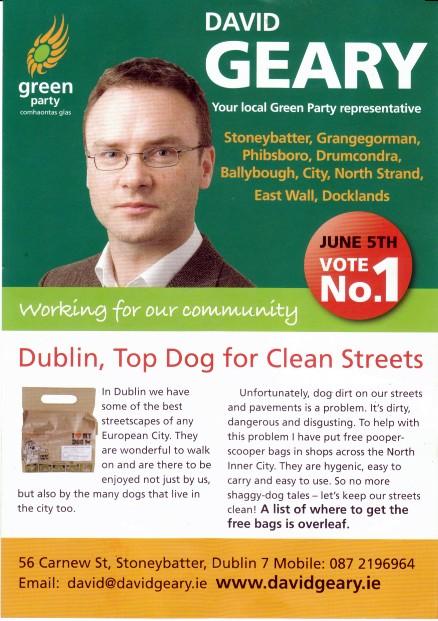 dog shit leaflet 1