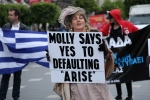 Thank Greece for Joyce - Solidarity with Greece in Ireland on Bloomsday