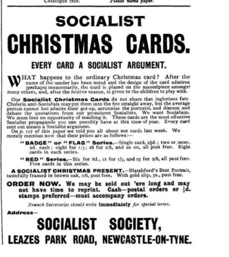 SocialistChristmasCards