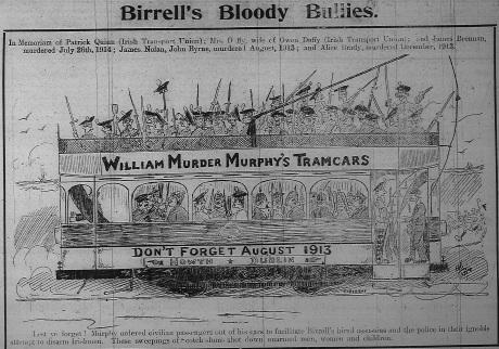Birrells Bloody Bullies Irish Worker