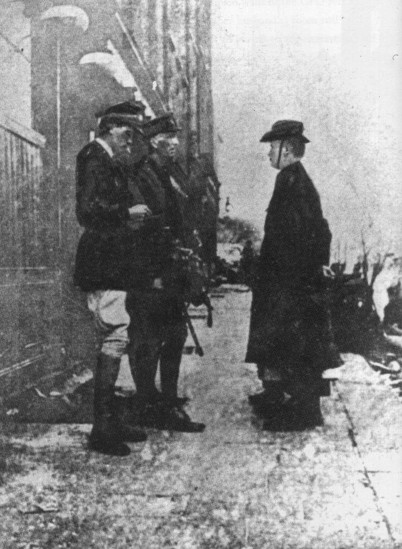 pearse 1916 rising surrender