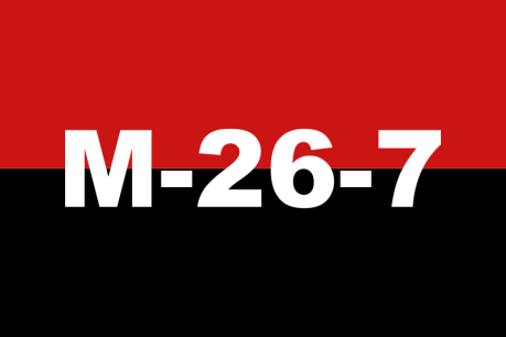 26th July Movement Flag