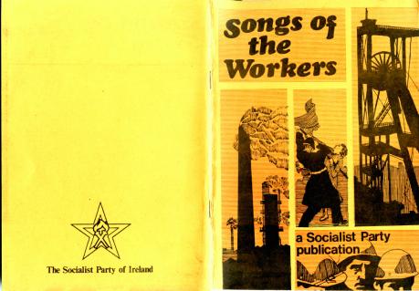 SPI SONGS COVER