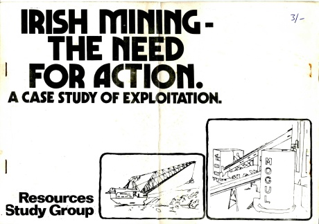 Left Archive: Irish Mining