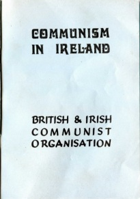 Image result for British and Irish Communist organisation