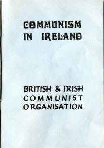 Image result for British and Irish Communist organisation