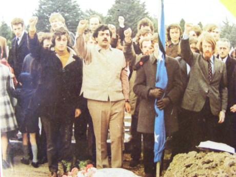 peter graham funeral 1971